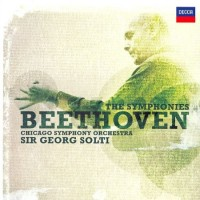 GEORG SOLTI BEETHOVEN: THE SYMPHONIES [CHICAGO SYMPHONY ORC&CHORU